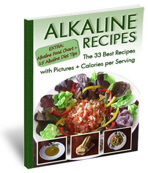 Alkaline Recipes Ebook